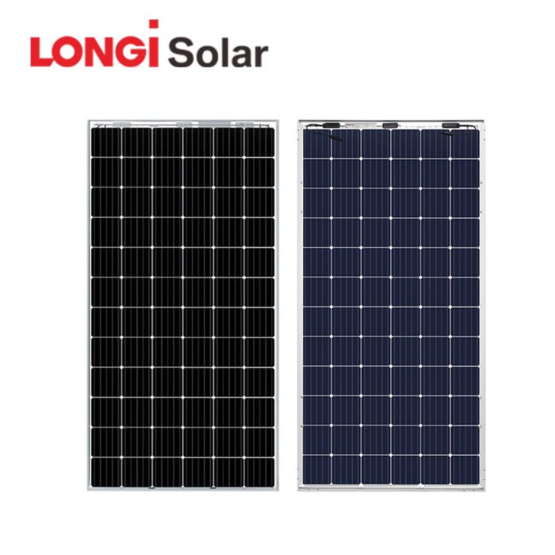 Panneau Longi Solar
